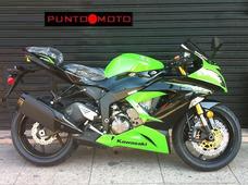Kawasaki Zx 6 Ninja 0km Puntomoto 4642-3380/15-27089671