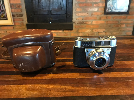 Antiga Câmera Fotográfica Kodak Retinette Ib