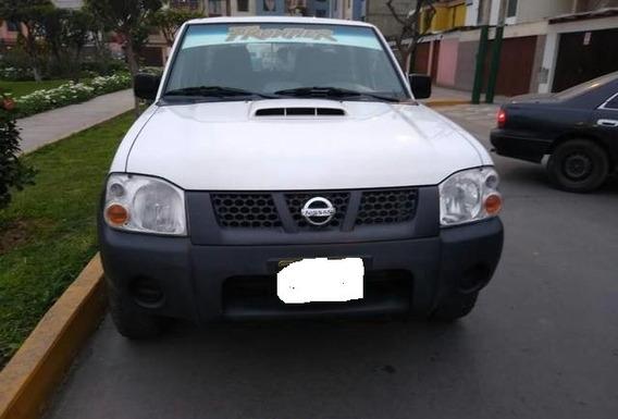Nissan Frontier 2011 4x4