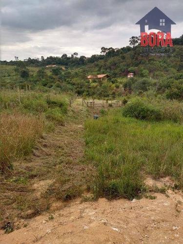 Imagem 1 de 15 de Terreno À Venda, 1225 M² Por R$ 72.500,00 - Pirucaia - Mairiporã/sp - Te0364