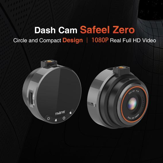 Thieye Safeel Fhd 1080p Traço Excêntrico Dvr Carro Câmera Re