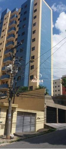 Imagem 1 de 30 de Apartamento Com 3 Dormitórios À Venda, 76 M² Por R$ 385.000,00 - Parque Das Nações - Santo André/sp - Ap2832