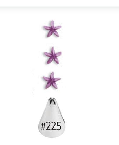 Imagen 1 de 4 de Pico Flor De Gota 225 Wilton Picos Reposteria Titanweb