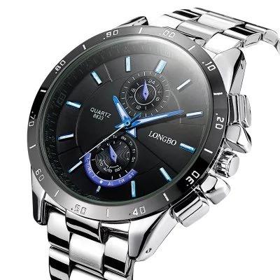 Relógio Original Longbo 8833 (todo Funcional)