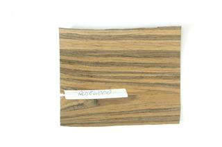 Chapa De Madera Natural Rosewood 0.40m X 2.44m (pz)