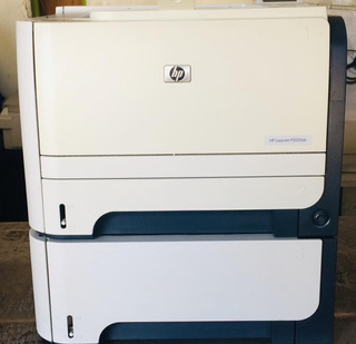 Impresora Hp Laser Jet P2055dn (con 3 Charolas)