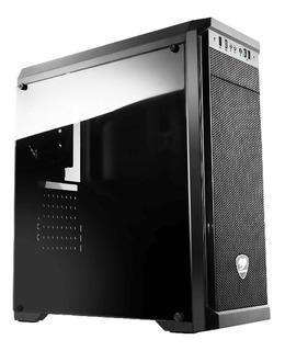 Gabinete Gamer Cougar Mx330-g Vidrio Templado