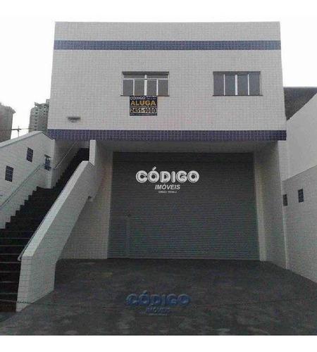 Imagem 1 de 11 de Sala Comercial Para Locação, Vila Augusta, Guarulhos - . - Sa0094