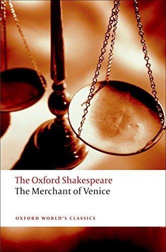 El Mercader De Venecia: El Oxford Shakespeare El Mercader De