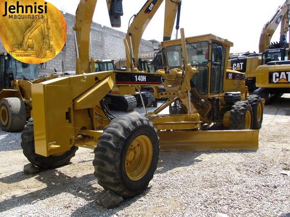 Niveladora Cat 140h 2007 Y 140h 1999, Ripper, Recien Import