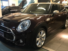 Mini Cooper Clubman S 2017 Impecable 13000km Conc. Oficial