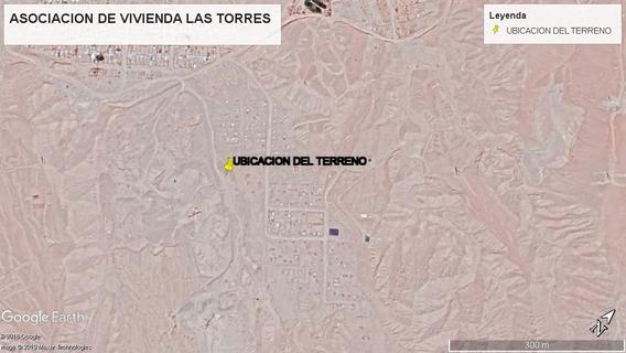 Terreno En Asoc De Viv. Las Torres De Samegua