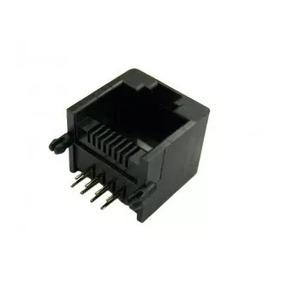 Modular Jack Rj45 P/ Pci - Fêmea - Kit Com 50 Und