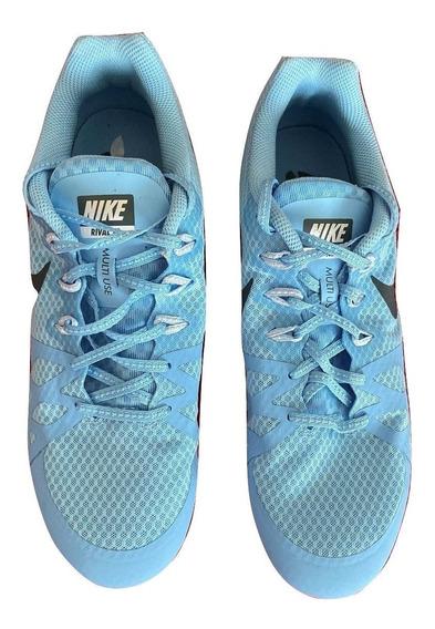 Zapatillas Atletismo Spikes Rival M 9.5 Y 10.5 Usa Hombre