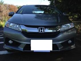 Honda City 1.5 Ex 16v Flex 4p Automático-top