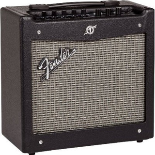 Fender Mustang I V2 20 Vatios 1x8 Pulgadas Amplificador Comb