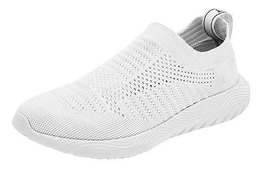 Charly Sneaker Deporte Blanco Textil Textura Niño C67009 Udt