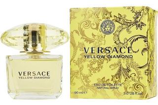 Perfumes Y Mujer Dorado Perfume Original Diamond Versace WrdBeCoQx