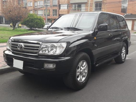Toyota Sahara Uzj100 Std