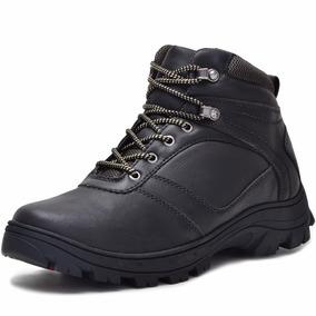 2690cd4e5a Botina Cano Curto Solado Borracha Botas - Sapatos no Mercado Livre ...