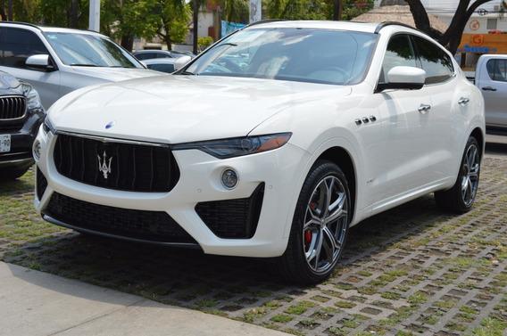 Maserati Levante 2019 Q4 Blanco
