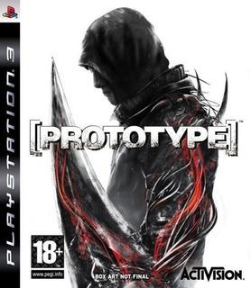 Prototype Ps3 Digital Español Gamingtown