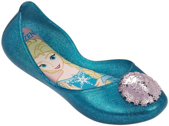 Sapatilha Feminina Disney Frozen Love Grendene Kids Original