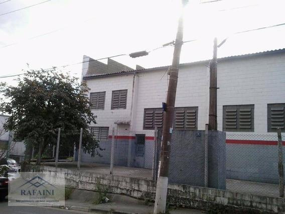 Galpão Para Alugar, 541 M² Por R$ 9.850/mês - Cidade Industrial Satélite De São Paulo - Guarulhos/sp - Ga0027
