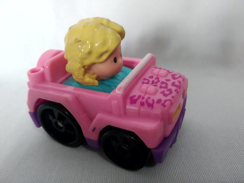 Carro Wheelies Little People 02