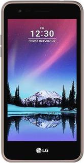 LG K4 2017 Reacondicioando Blanco Liberado