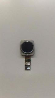 Botão Flex Home Com Leitor Digital Preto Ulefone Be Touch 2
