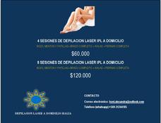 Depilación Láser A Domicilio En Santiago