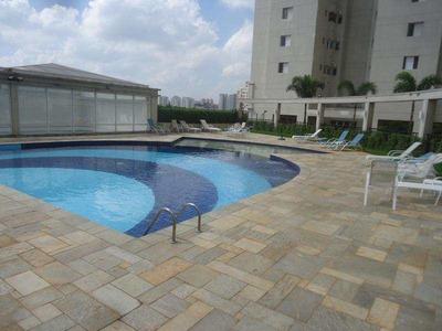 Apartamento Com 3 Dorms, Jardim Monte Kemel, São Paulo, Cod: 3002 - A3002