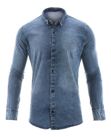 Camisa Hombre Farenheite Jean James
