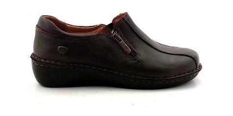 Zapato Mujer Cuero Cavatini Confort Vestir Goma - Mczp05139