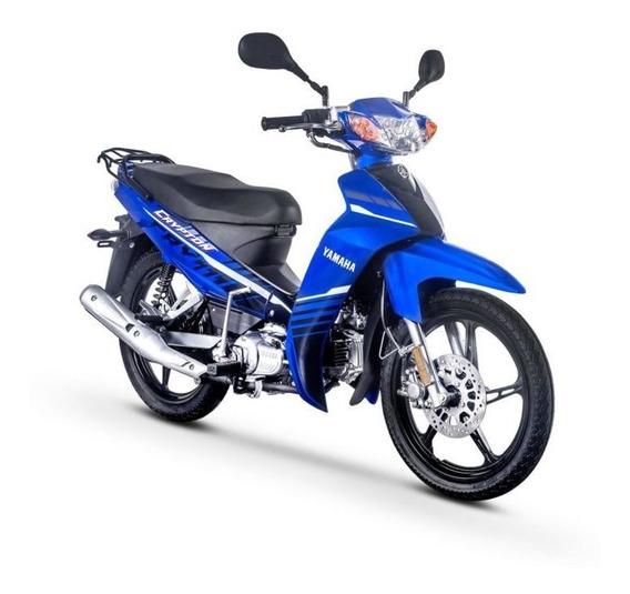 Yamaha Crypton 110/ 0km Oferta 12 Sin Interes - Motos 32