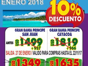 Vacaciones Cancun, Riviera Maya, Playa Del Carmen