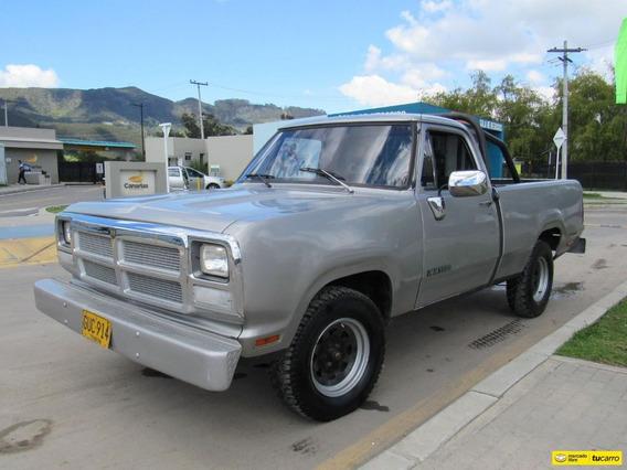 Dodge 100 Americana