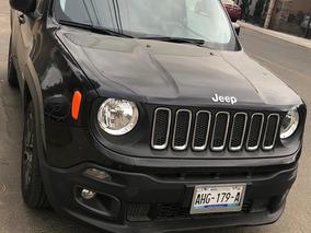 Jeep Renegede Lattitud 2017