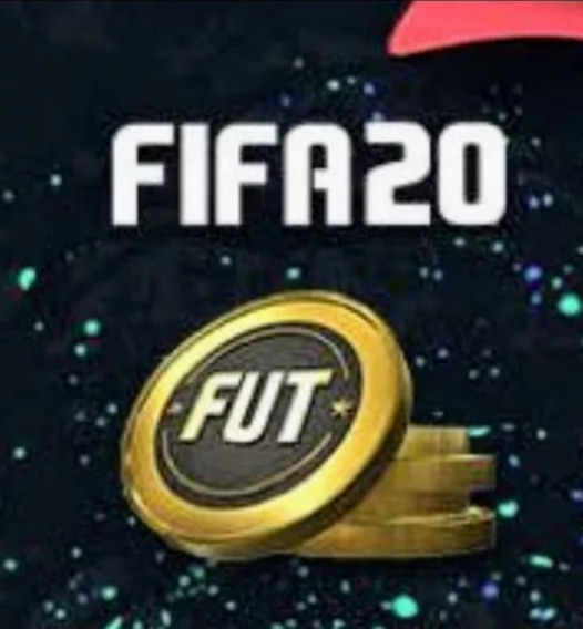Fifa 20 + Plus Por 1 Ano + 2milhão E 500mil De Coins.