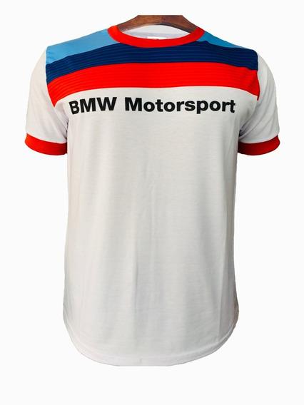 Remera Bmw Motorsport Ultimate Red Sublimada