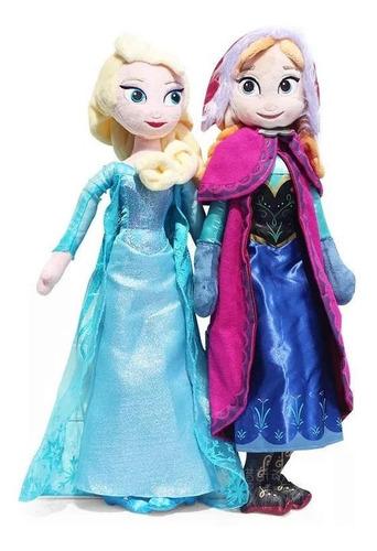 Muñeca Frozen, Elsa, Anna, Frozen, Peluche Frozen Gigante