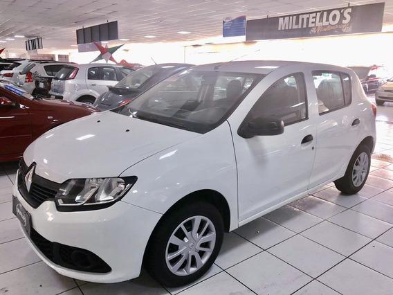 Renault Logan 1.0 Authentique Muito Novo!!!