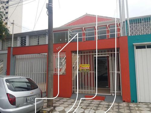 Casa Comercial Para Aluguel, Centro - Sorocaba/sp - 6057