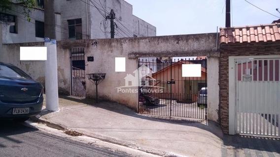 Terreno 10x40 Para Venda No Bairro Baeta Neves Em São Bernardo Do Campo - Sp - Ter02