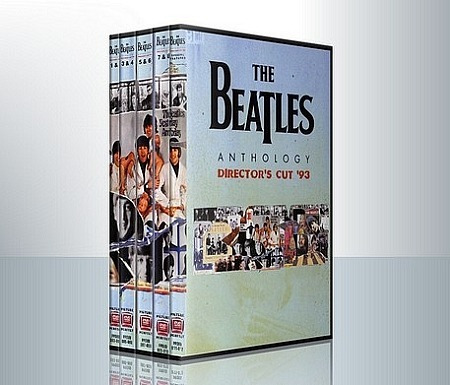 Dvd Beatles The -anthology -5 Dvds -nuevo En Stock-dyess