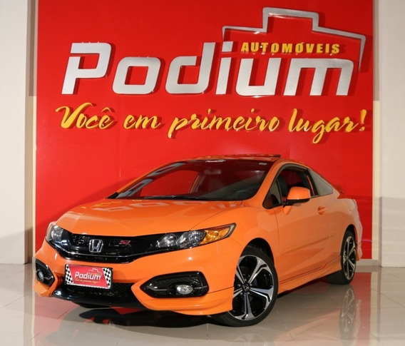 Honda Civic Si Coupé 2.4 Manual | Baixa Km Teto Solar