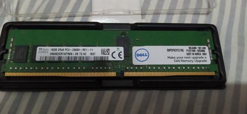Imagem 1 de 2 de Memória Ddr4 Servidor 16gb Dell Original