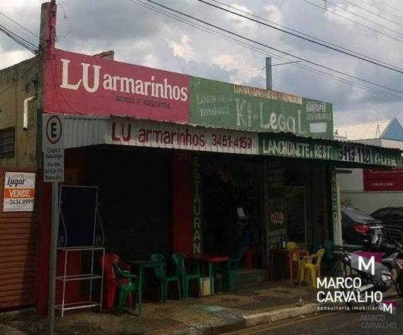 Salão Comercial À Venda, Jardim Maria Izabel, Marília. - Sl0008