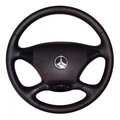 Volante Caminhão Mercedes-benz Preto 40cm Mb 2831